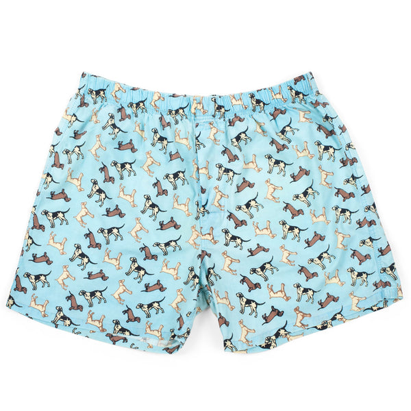 Kennel Club Blue Men's Boxers