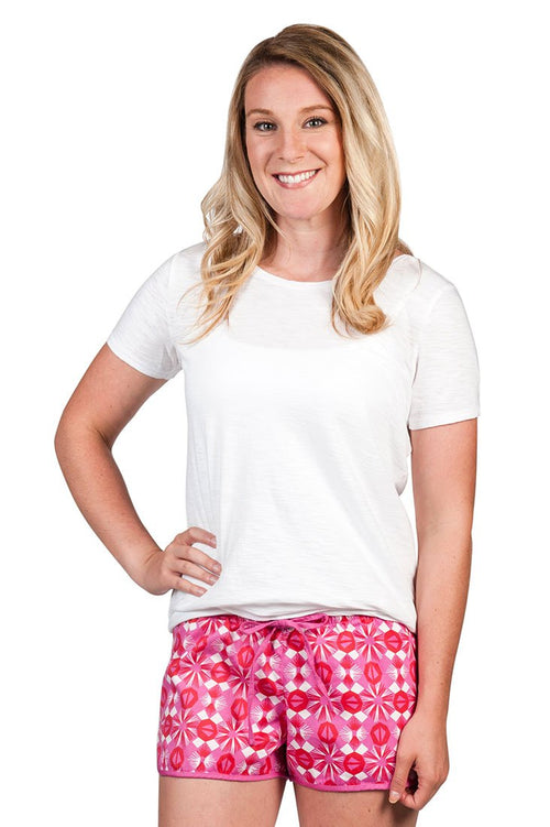 Starburst Women's Pajama Shorts