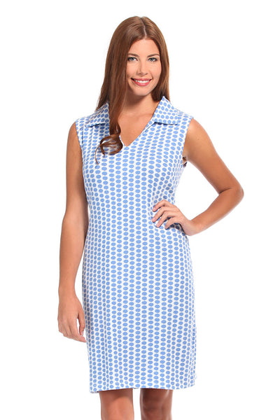 Maisie Blue Captiva Dress