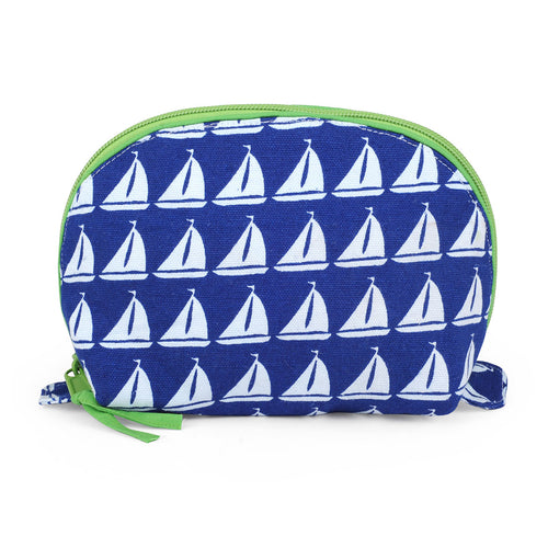 Annapolis Navy Small Cosmetic Bag