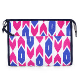 Tribal Arrows Purple Cosmetic Bag