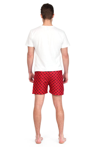Retriever Red Men's Boxers