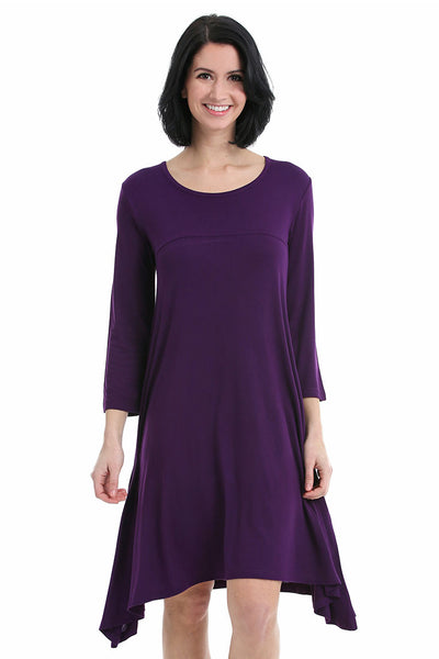 Plum Amalfi Dress Pre-Pac