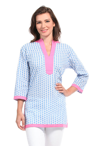 Maisie Blue Tunic