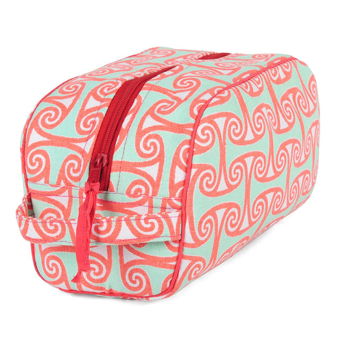 Alice Coral Pink Travel Kit