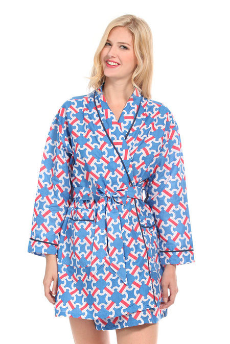 Ambrosia Blue Robe