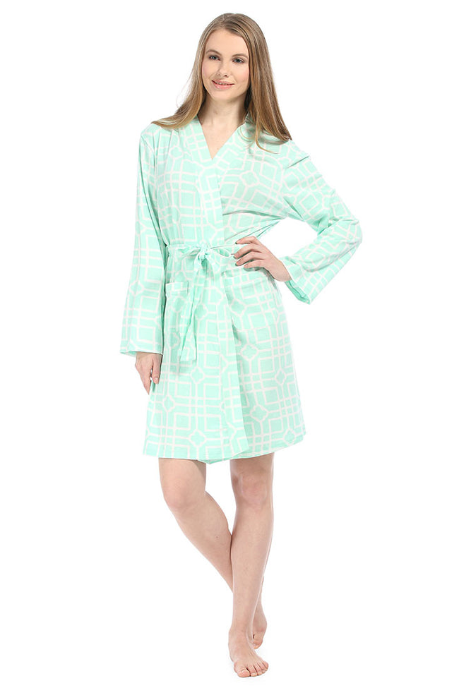 Isabelle Breeze Knit Robe