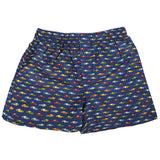 Cars Navy Men's Boxers