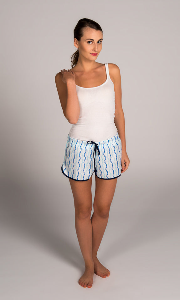 Sailors Blue Women's Boxers