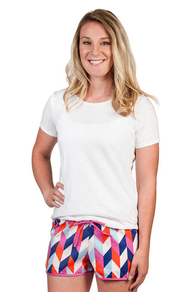 Polly Women's Pajama Shorts