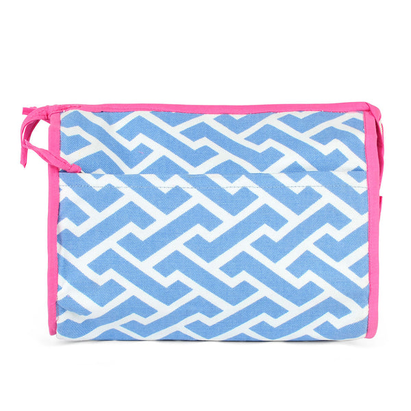 Molly Blue Cosmetic Bag