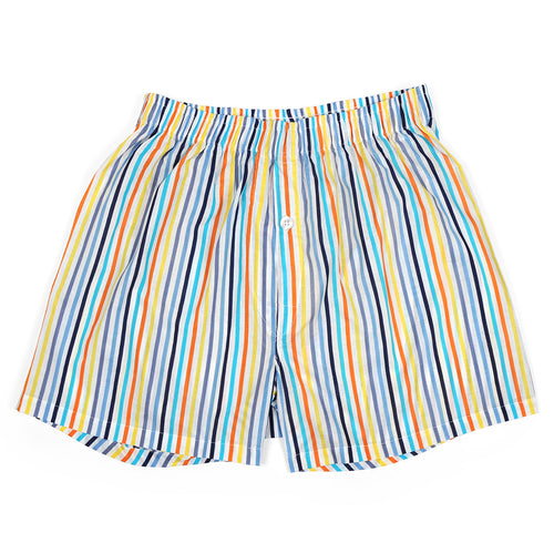 Tropic Stripe Men's Boxers
