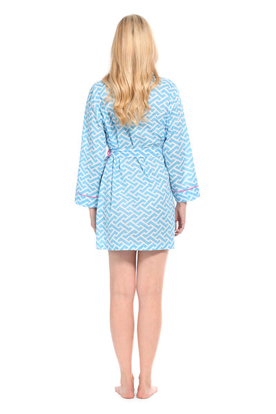 Molly Blue Robe