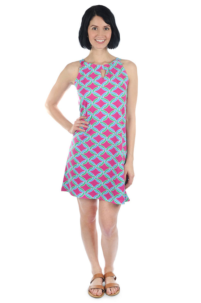 Savannah Pink Anywhere Dress