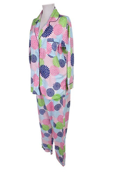 Ambrosia Blue Pajama Set