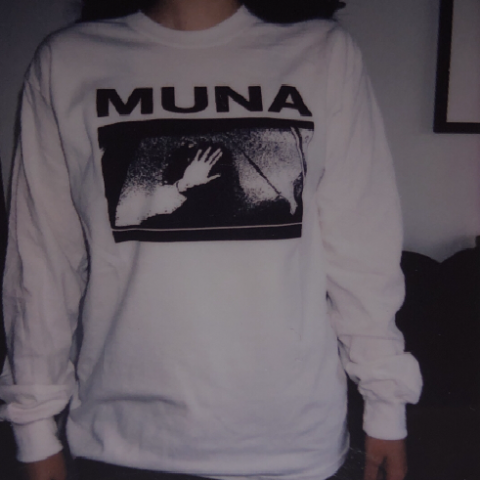SAD SOFT LONGSLEEVE (WHITE)