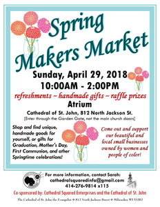 Spring Makers Market 2018