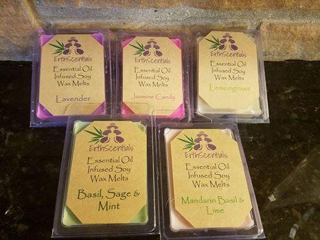 Soy Wax Melts - ErthScentials