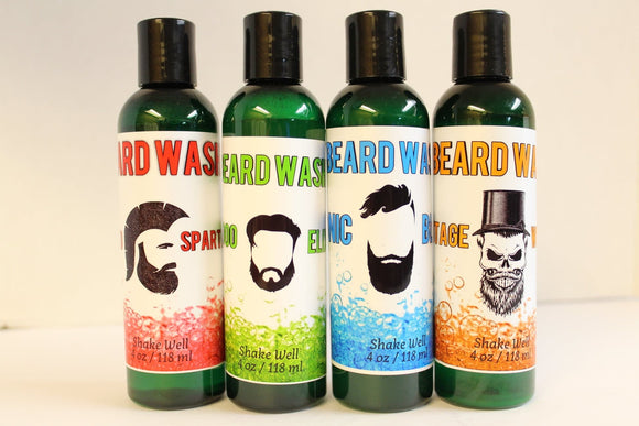 BEARD WASH - Tonic Bliss - ErthScentials