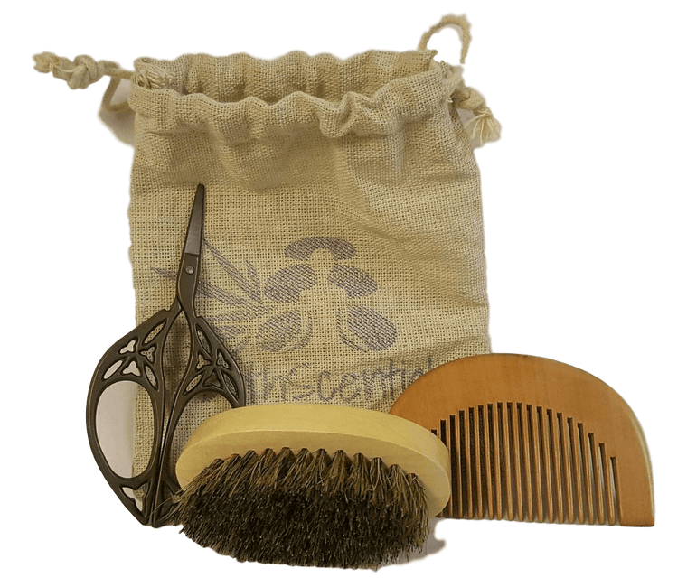 Beard / Mustache Kit - ErthScentials