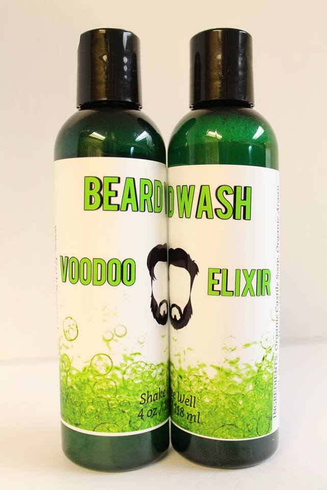 BEARD WASH - Voodoo Elixer - ErthScentials