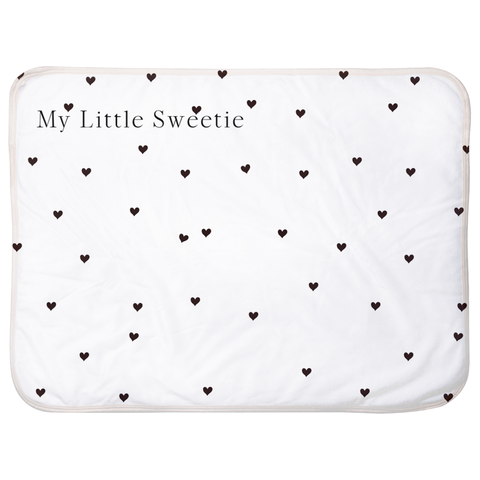 My Little Sweetie Sherpa Blankets (Infant Sizes)