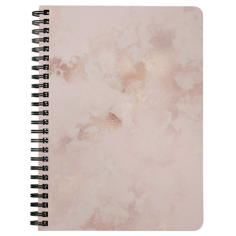 Thoughts Spiralbound Notebook