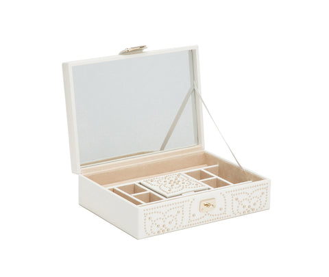 Jewellery Box  Gold Studded