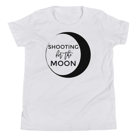 Shooting For The Moon Youth Short T-Shirt