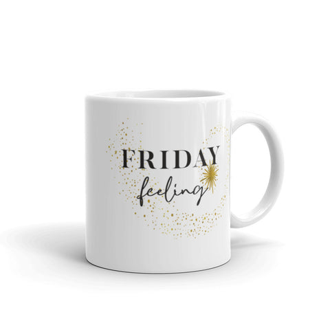 Friday Feeling Mug