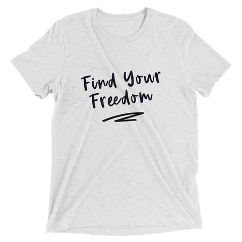 Find Your Freedom Women's T-Shirt