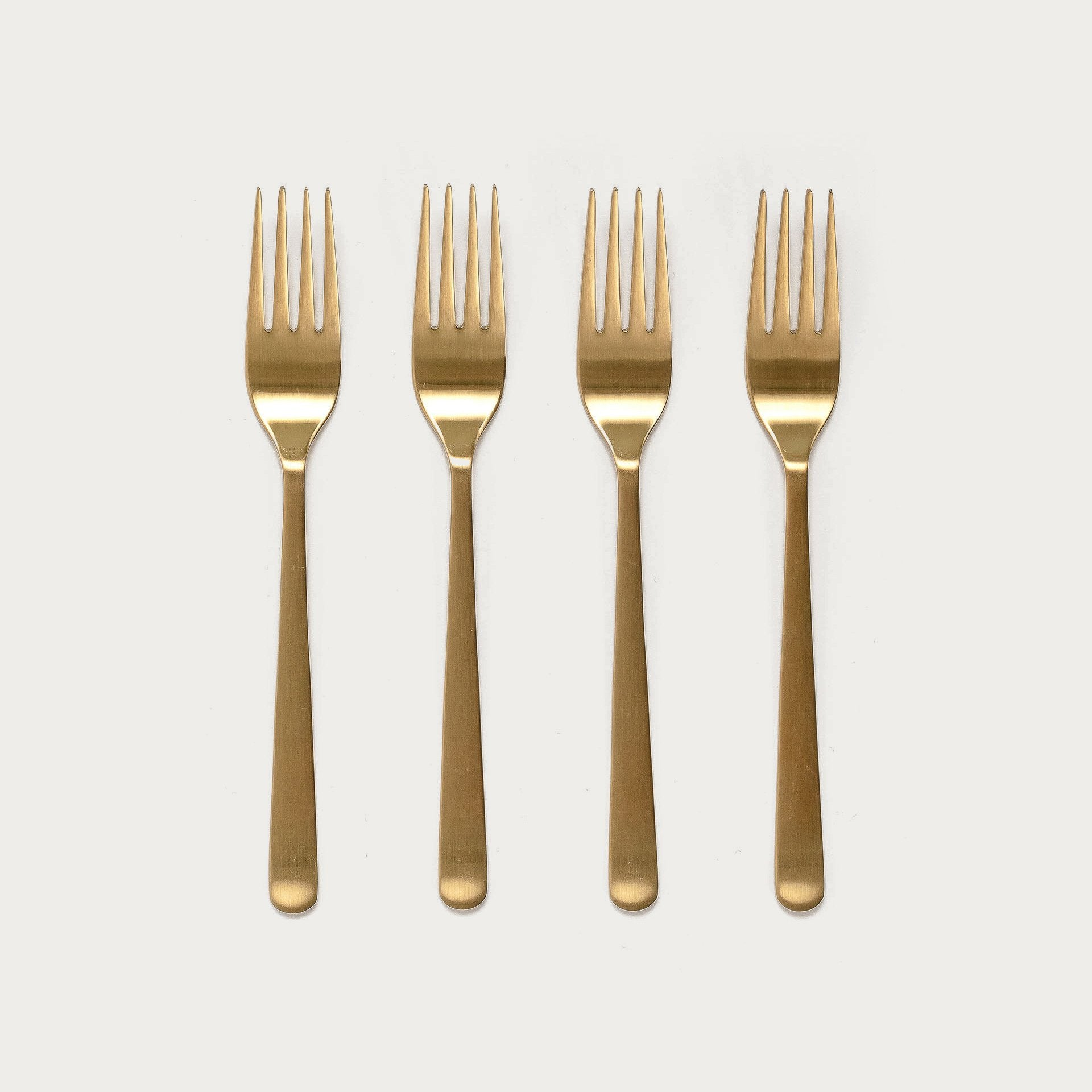 Set of 4 Dessert Forks