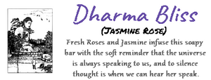 Dharma Bliss - Jasmine Rose