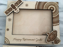 Engraved Picture Frames Hold 4x6 Picture