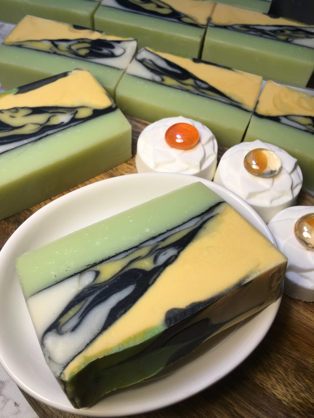 Ginger Limeade - Artisan Soap Bar