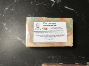 Pear Hot Toddy - Artisan Soap