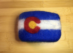 Felted Soaps