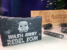 Activated Charcoal Soap with Tea Tree & Peppermint Essential Oils - Artisan Soap