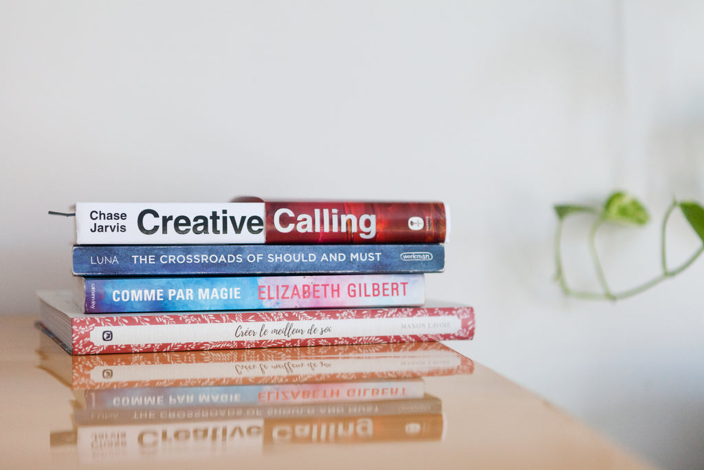 Book list about creativity