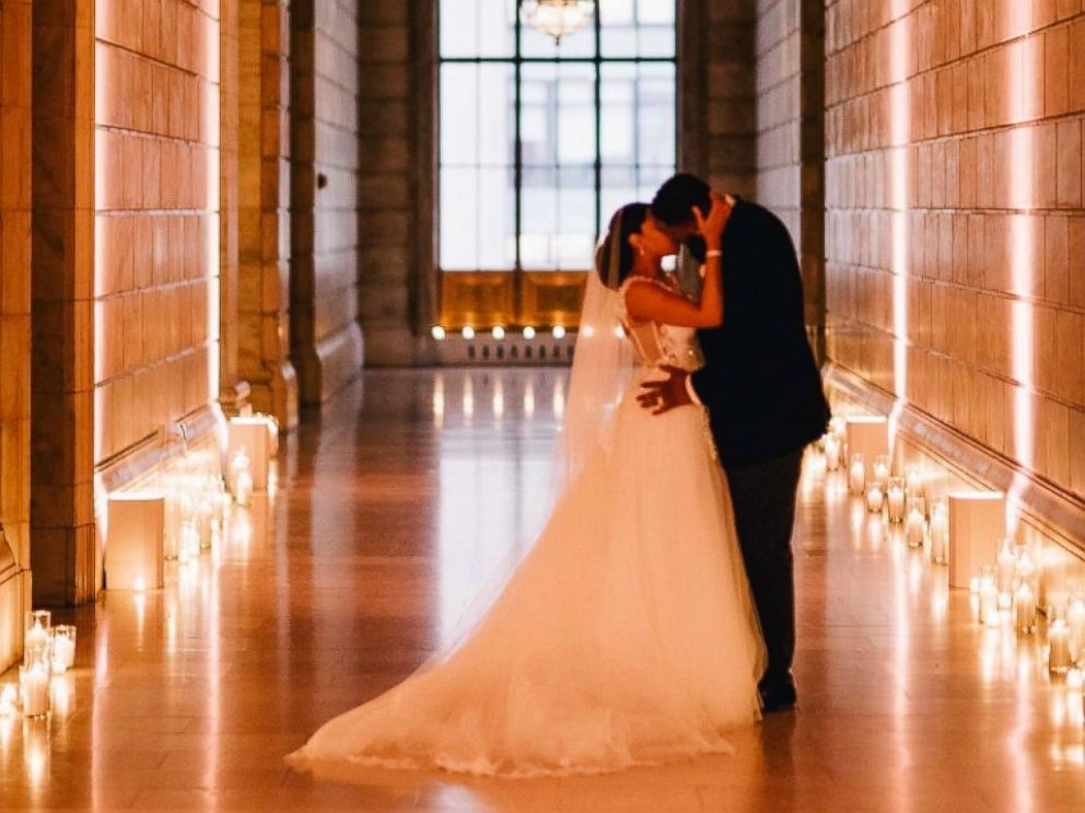 All the Details of Devon Still and Asha Joyce's Wedding