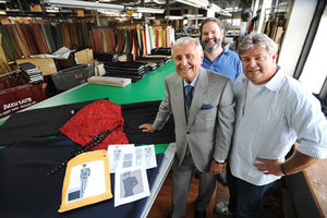 Made in Brooklyn: When Scorcese needed suits, Jay Greenfield got sewing