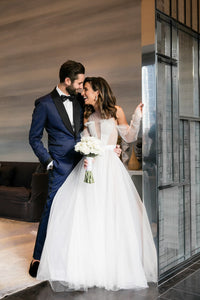 Michaela Nachmani's Fashion-Forward Wedding in New York City