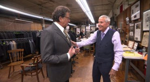 It's a G Thing: Holocaust survivor creates world-renowned suits for celebs and Presidents