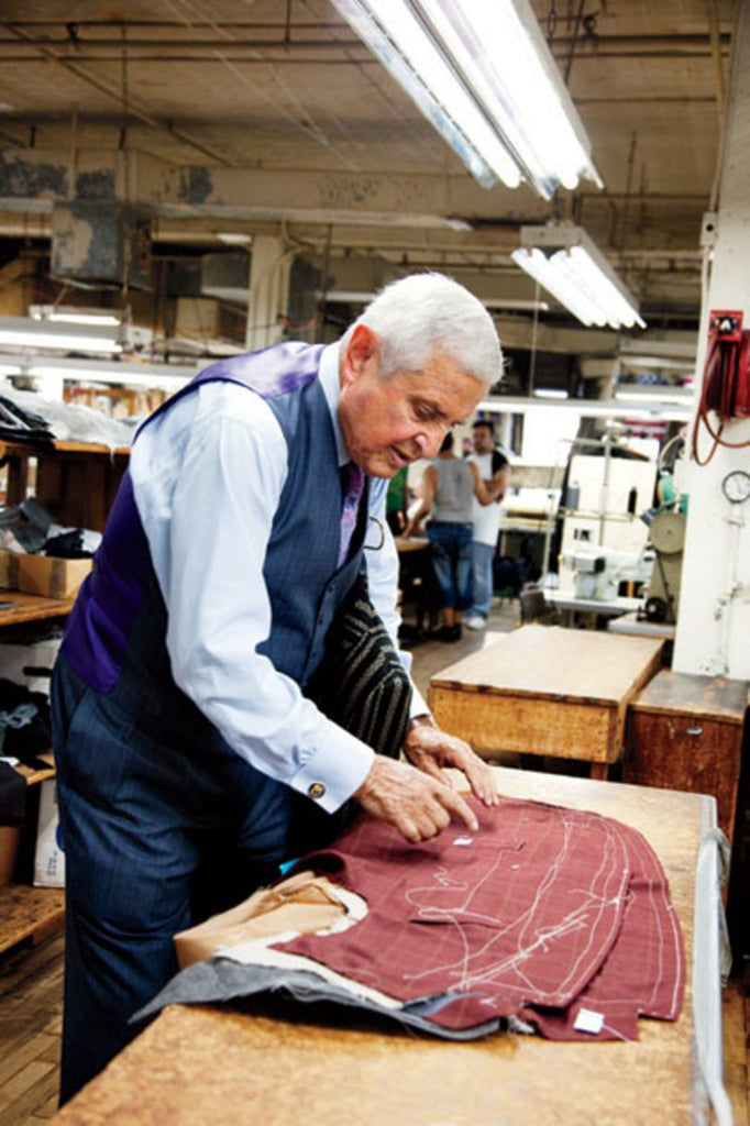What You Can Learn From: America's Greatest Living Tailor
