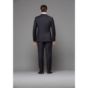 Chelsea Solid Navy 2-Piece Suit