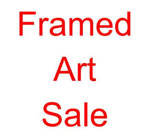 Framed Art Sale