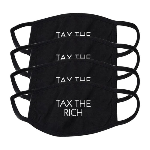 Tax The Rich Mask