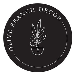 Olive Branch Decor