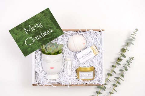 Christmas Gift Box | Gift Box | Spa Gift Box| Gift Set |