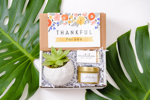 Gift Box | Candle Gift|Thanksgiving Gift|Send a Gift Box|